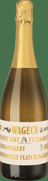 Cuvée Sekt Extra Brut 2013 - Weingut Wageck von Weingut Wageck