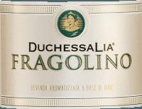 Vorschau: Fragolino Bianco - Duchessa Lia
