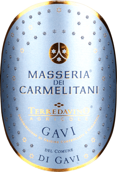 Gavi di Gavi Masseria Dei Carmelitani DOCG 2019 - Vite Colte von Vite Colte