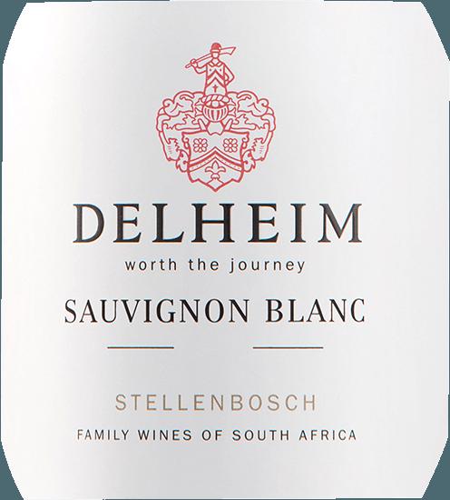 Sauvignon Blanc Stellenbosch WO 2019 - Delheim von Delheim Wines