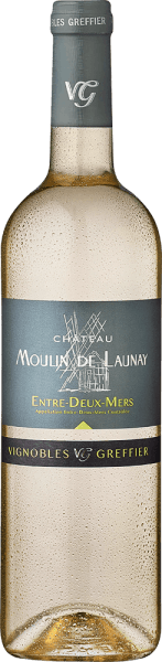 Entre-deux-Mers AOC 2019 - Château Moulin de Launay