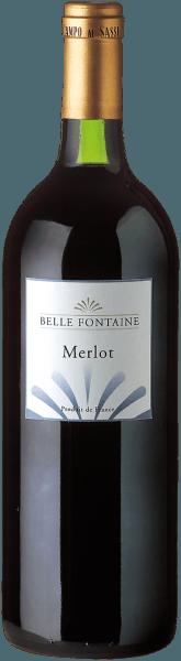 Merlot IGP 1,0l 2017 - Belle Fontaine
