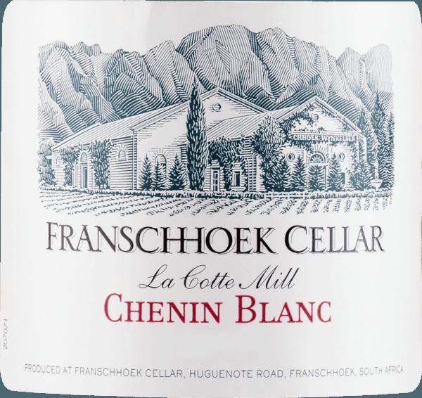 La Cotte Mill Chenin Blanc 2018 - Franschhoek Cellar von Franschhoek Cellar