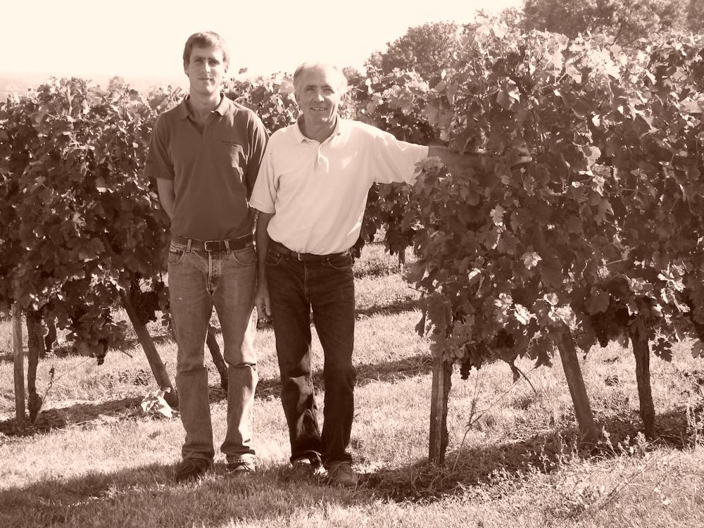 Vater und Sohn Mingot