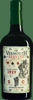 Vermouth Servito Bianco 0,75 l - Silvio Carta