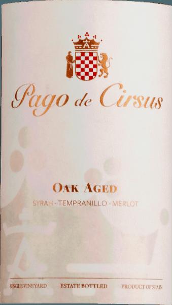 Oak Aged Navarra 2019 - Pago de Cirsus von Pago de Cirsus
