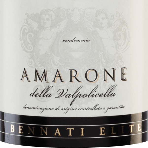 Der Corte Pitora Amarone von Bennati ist eine ausdrucksstarke Rotwein-Cuvée aus den Rebsorten Corvina (85%), Rondinella (10%) und Molinara (5%). Im Glas funkelt dieser italienische Wein in einem dunklen Rubinrot. Das Bouquet vielschichtige Aromen nach reifen Pflaumen und saftigen Kirschen mit fein-floralen Anklängen. Am Gaumen zeigt sich dieser Rotwein vollmundig mit leichten Gewürznoten und einer kräftigen Tanninstruktur. Das Finale ist wundervoll lang, elegant und wird von kirschigen Anklängen getragen. Vinifikation des Bennati Amarone della Valpolicella Corte Pitora Nord-westlichen von Verona, aus dem Anbaugebiet Venetien stammen die Trauben für diese rote Cuvée von 15 Jahre alten Rebstöcken. Nach der sorgsamen Handlese der Trauben werden diese im Weinkeller eingemaischt. Im Edelstahltank wird die Maische vergoren und dann anschließend in großen Holzfässern für insgesamt 24 Monate ausgebaut. Dadurch gewinnt der Wein seine intensive Farbe, kräftigen Tannine und würzigen Anklänge. Speiseempfehlung für den Corte Pitora Bennati Amarone Genießen Sie diesen trockenen Rotwein aus Italien zu Gerichten mit Wild - beispielsweise Wildschweinbraten mit Blaukraut und Klößen - oder auch zu würzigen Käsesorten, wie Blauschimmelkäse.