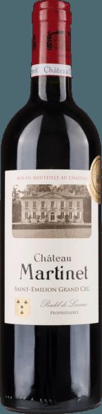 Saint Emilion Grand Cru AOC 2016 - Château Martinet