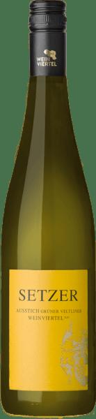 Ausstich Grüner Veltliner Weinviertel DAC 2019 - Weingut Setzer