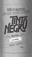 Vorschau: Malbec Uco Valley 2018 - Tinto Negro