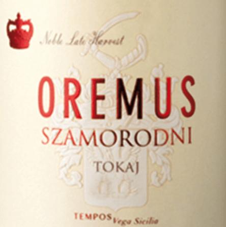 Tokaji Szamorodni 0,5 l 2015 - Tokaj Oremus von Tokaj Oremus