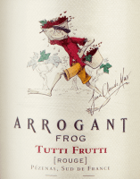 Preview: Tutti Frutti Rouge 2019 - Arrogant Frog