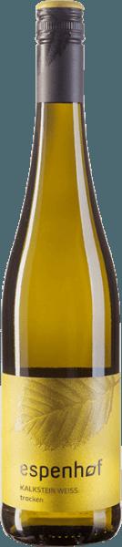 Kalkstein weiß Cuvée 2018 - Weingut Espenhof von Weingut Espenhof
