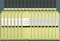 15-pack - White Mulled Wine Herrenhaus Feuerzauber 1,0 l - Lergenmüller