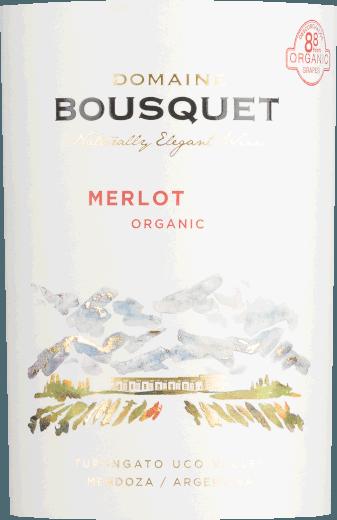 Merlot Tupungato 2019 - Domaine Bousquet von Domaine Bousquet