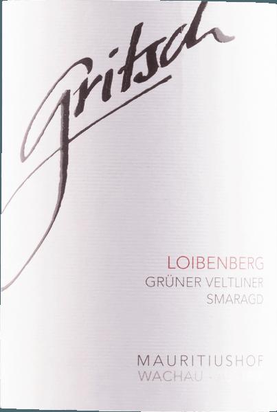 Loibenberg Grüner Veltliner Smaragd 2019 - Gritsch von Gritsch - Mauritiushof
