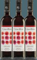 3er Vorteils-Weinpaket - Crucillón DO 2018 - Bodegas Aragonesas