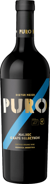 Puro Malbec Grape Selection Mendoza 2017 - Dieter Meier