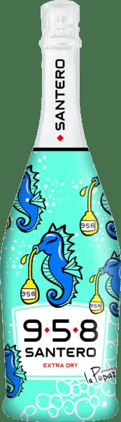 958 La Pupazza Spumante Extra Dry - Santero