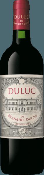 Duluc Saint Julien 2015 - Château Branaire-Ducru