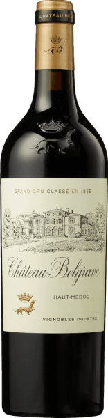 Grand Cru Classé Haut-Médoc AOC 2015 - Château Belgrave
