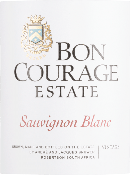 Sauvignon Blanc 2020 - Bon Courage von Bon Courage