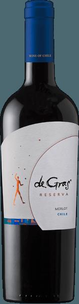 De Gras Reserva Merlot 2018 - Vina Montgras von Viña Montgras