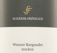 Vorschau: Weißburgunder trocken 2019 - Schäfer-Fröhlich