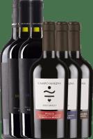 Vorschau: 6er Kennenlernpaket - italienische Rotweine von Luccarelli