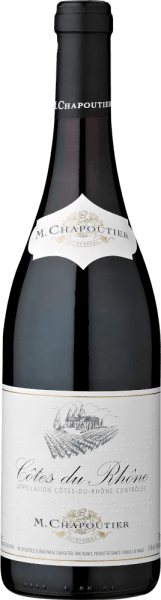 Côtes du Rhône AOC 2019 - M. Chapoutier