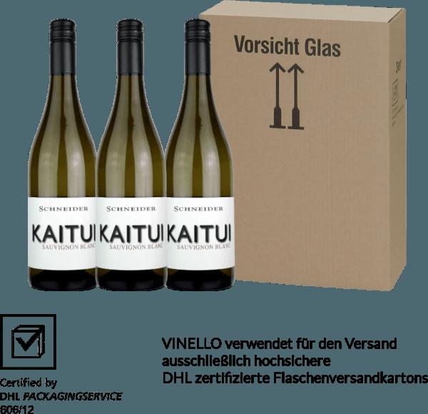 3er Vorteils-Weinpaket - Kaitui Sauvignon Blanc 2019 - Markus Schneider von Weingut Markus Schneider