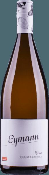 Pfälzer Riesling halbtrocken 1,0 L 2018 - Weingut Eymann von Weingut Eymann