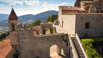 Castello di Nipozzano Winery
