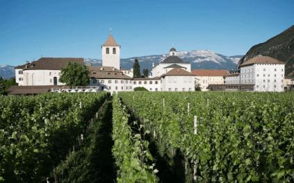 Abtei Muri-Gries in South Tyrol