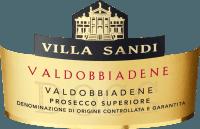 Vorschau: Prosecco Superiore Valdobbiadene Spumante Extra Dry DOCG - Villa Sandi