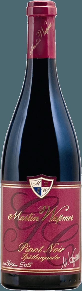 Schlatter Maltesergarten GC Pinot Noir 2010 Qualitätswein trocken - Martin Wassmer
