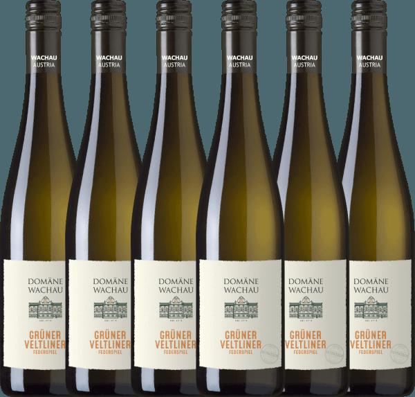 6er Vorteils-Weinpaket - Grüner Veltliner Federspiel Terrassen 2020 - Domäne Wachau