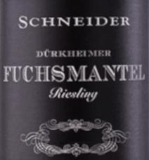 Dürkheimer Fuchsmantel Riesling 2019 - Markus Schneider von Weingut Markus Schneider