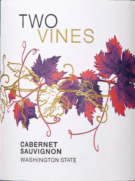 Two Vines Cabernet Sauvignon 2017 - Columbia Crest von Columbia Crest