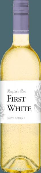 Ruyter's Bin First White Stellenbosch 2021 - KWV