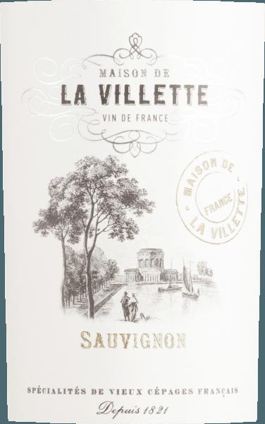 Sauvignon Blanc 2019 - Maison de La Villette von Maison de La Villette