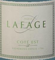 Preview: Côté Est Blanc 2020 - Domaine Lafage