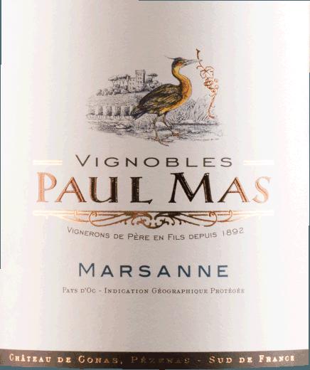 Classique Marsanne 2019 - Domaine Paul Mas von Domaine Paul Mas