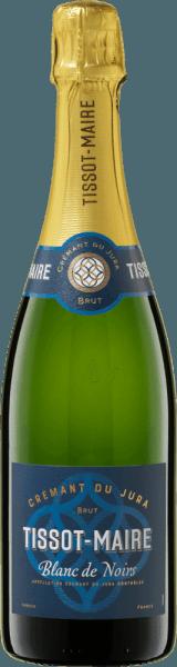 Crémant du Jura Blanc de Noirs Brut AOC - Tissot-Maire