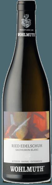 Sauvignon Blanc Ried Edelschuh 2017 - Weingut Wohlmuth von Weingut Wohlmuth