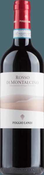 Rosso di Montalcino DOC 2016 - Poggio Landi
