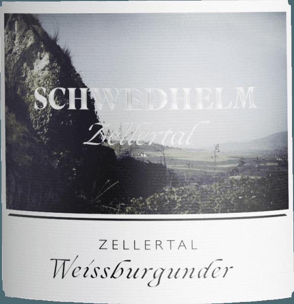 Weißburgunder Zellertal trocken 2019 - Schwedhelm Zellertal von Weingut Schwedhelm Zellertal