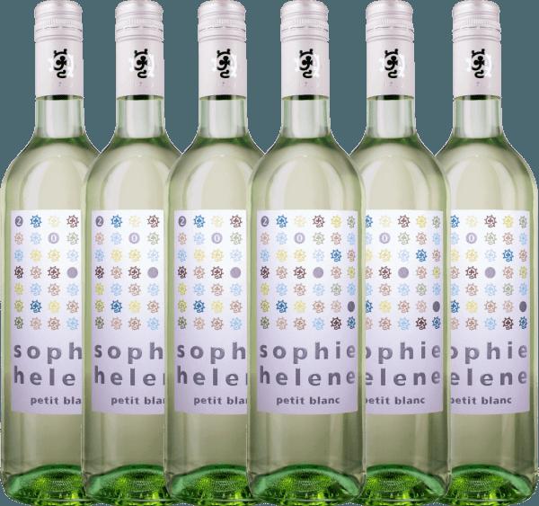 6er Vorteils-Weinpaket - Sophie Helene petit blanc 2019 - Weingut Hammel