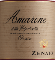 Vorschau: Amarone Valpolicella Classico DOC 2016 - Zenato
