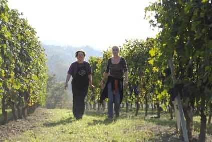 Virna und Ivana Borgogno
